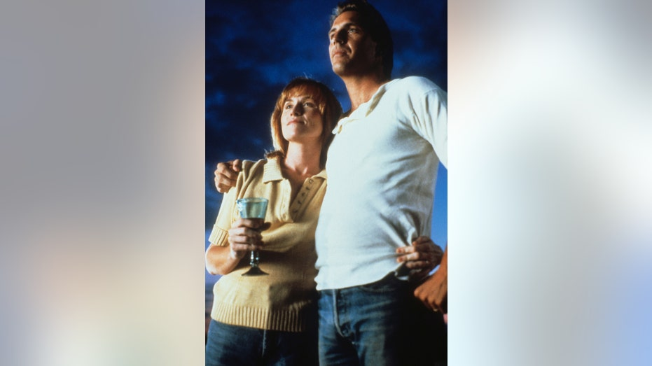 Kevin Costner and Amy Madigan starred in 'Field of Dreams'