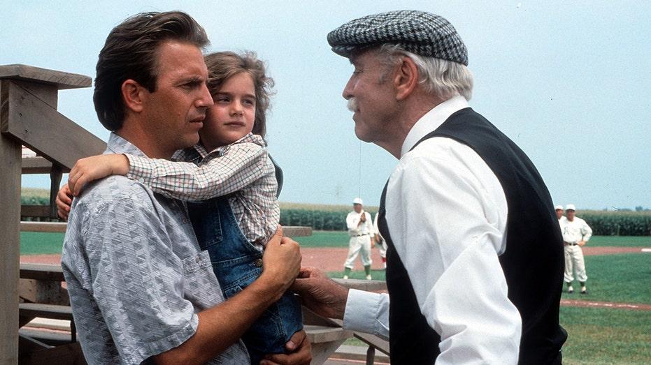 Kevin Costner starred in 'Field of Dreams'