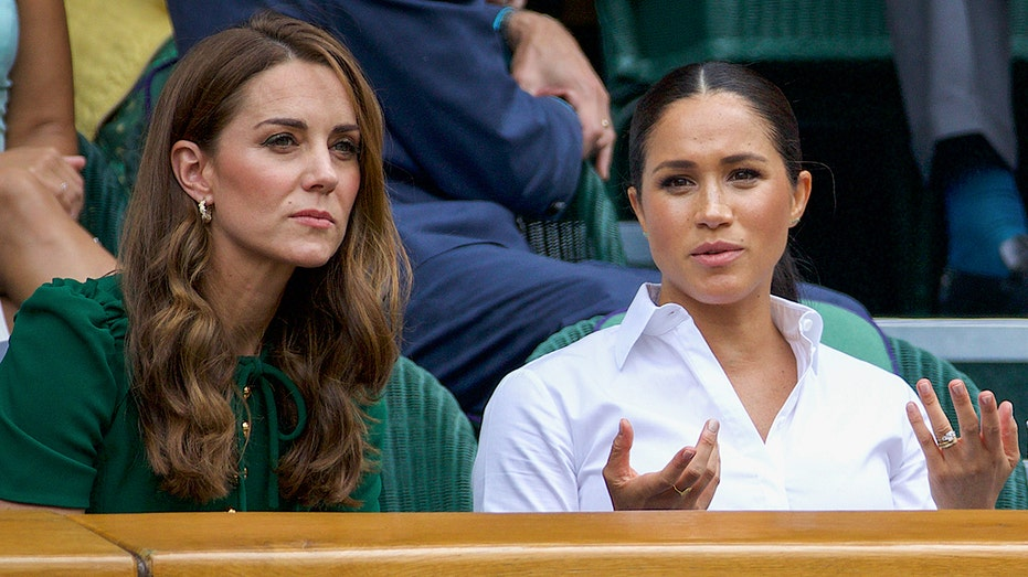 Meghan Markle and Kate Middleton are considering working together