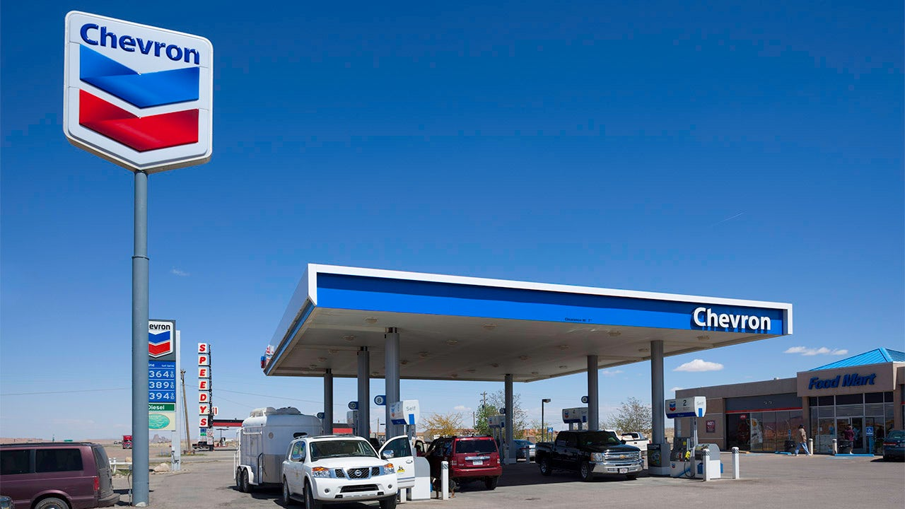 Energy giant Chevron unveiled plans Tuesday to invest $10 billion toward low-carbon business initiatives through 2028 amid mounting pressure on producers to adopt climate-friendly practices.