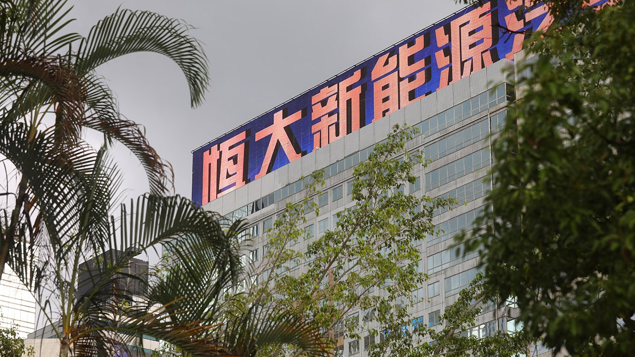 Beijing unlikely to save Evergrande, report says