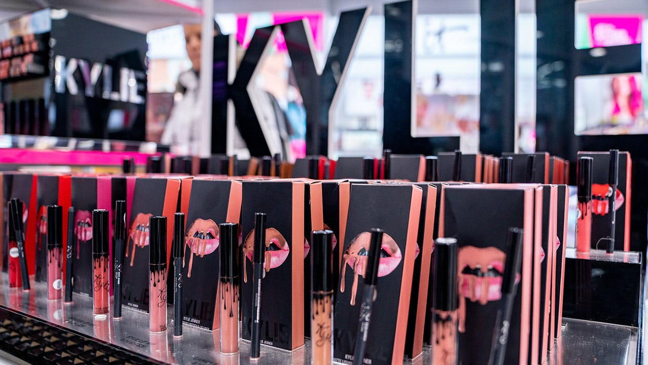Coty relaunches Kylie Jenner cosmetics brand with cleaner ingredients - Fox Business