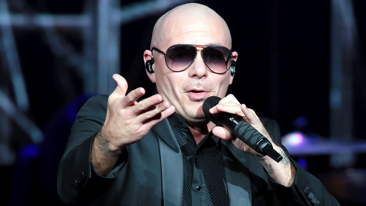 Picture - Rapper Pitbull voices support for saving Palm Beach International Raceway
