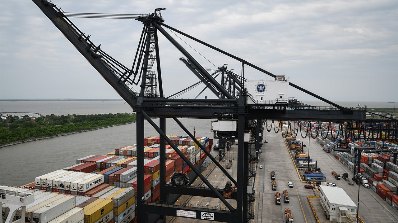 Picture - Top US port hit by cyberattack, 'nation-state actor' suspected
