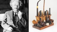 Albert Einstein's tobacco pipe collection up for auction with bids over $20K