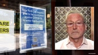 NYC steakhouse owner says he lost millions in business due to city's vaccine mandate
