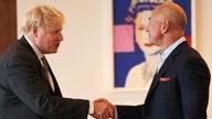 Boris Johnson told Jeff Bezos Amazon has to pay its fair share in taxes
