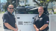 9/11 firefighters, now AT&T colleagues, work to improve communications for first responders
