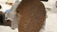 Gilgamesh Dream Tablet to be returned to Iraq