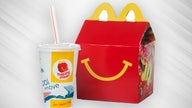 McDonald's Happy Meal toys to be plastic-free by 2025