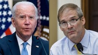 Rep. Jordan slams Biden for misleading Americans by covering up crises, 'mess' with more spending
