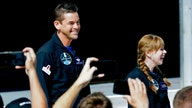Inspiration4 leader places first-ever sports bet from space
