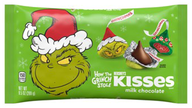 Hershey's unveils 'winter makeover' of KISSES and new selection of Christmas candy