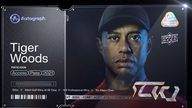 Tiger Woods, Autograph, DraftKings launching exclusive NFT collection