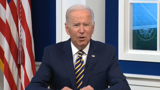 Biden raises eyebrows by choosing donor's company for official visit
