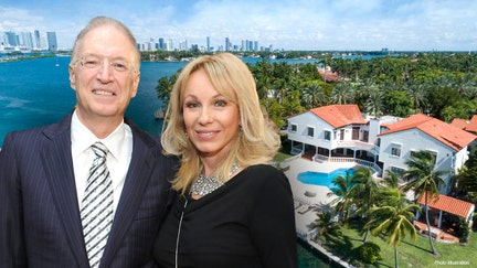 Attorney Roy Black, Lea Black of 'Real Housewives' list $34 million Miami island home