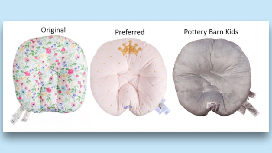 Boppy loungers recalled following 8 reported infant deaths, federal officials say