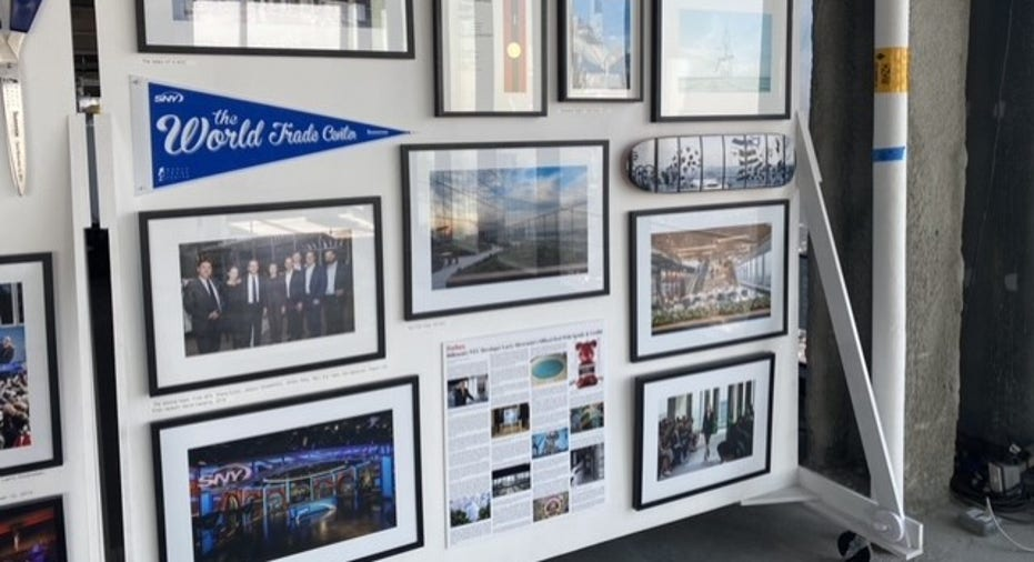 """""""Top of the World"""" tells the story of the World Trade Center's rebuilding efforts after the 9/11 terror attacks over the past two decades through the eyes of architects, artists, photographers, reporters and filmmakers."""