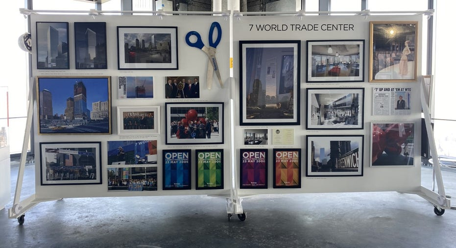 """""""Top of the World"""" tells the story of the World Trade Center's rebuilding efforts over the past two decades through the eyes of architects, artists, photographers, reporters and filmmakers."""