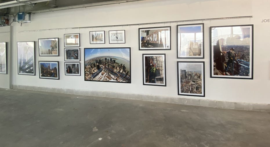 """""""Top of the World"""" tells the story of the World Trade Center's rebuilding after 9/11 terror attacks through the eyes of architects, artists, photographers, reporters and filmmakers."""