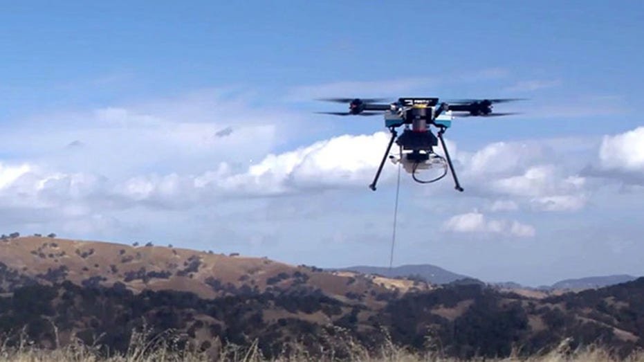 FirstNet drone to help communication efforts in emergency situations like 9/11