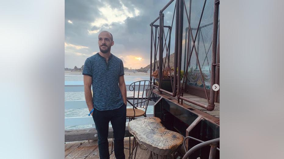 Brian Laundrie (Instagram)