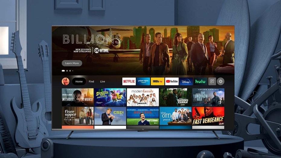 The Amazon Fire TV Omni Series (Credit: Amazon)