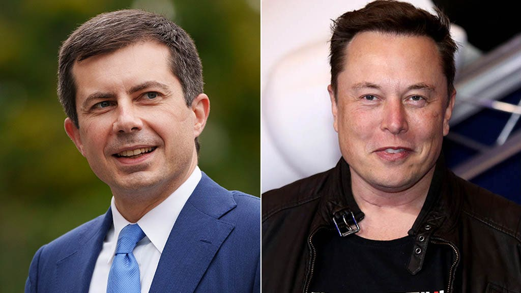 Buttigieg invites Elon Musk to chat after he claims NHTSA adviser pick is biased against Tesla - Fox Business