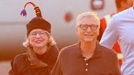 Bill Gates' stepmom, Mimi Gardner Gates turns heads for the hat she wore while arriving for Jennifer's wedding
