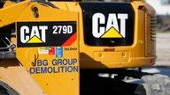 Construction demand drives Caterpillar sales