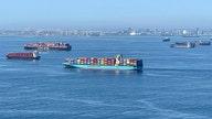 Record backlog of ships at California ports amid supply chain crisis