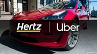 Hertz reaches deal to supply 50,000 Teslas to Uber drivers