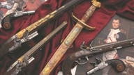 Collection of Napoleon's historic guns, sword from 1700s up for auction: 'Finest arms ever created'