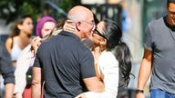 Jeff Bezos and Lauren Sanchez pack on PDA during NYC visit