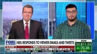 Neil Cavuto talks COVID battle, answers viewers' tweets
