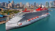 Virgin Voyages sails an adults-only 'MerMaiden' cruise for North American debut