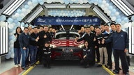 Ford Mustang Mach-E production begins in China