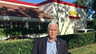 Mike Pence visits In-N-Out Burger in California after chain opposes vaccine mandate