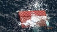 Rough seas knock 40 shipping containers off cargo ship