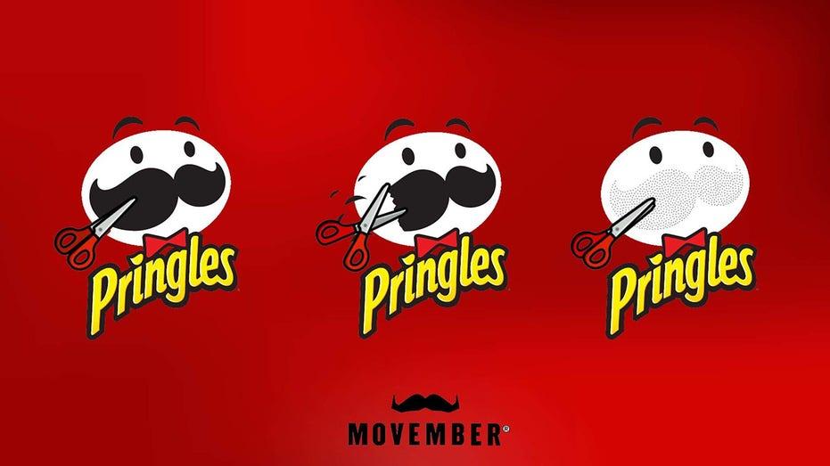 Pringles Movember again