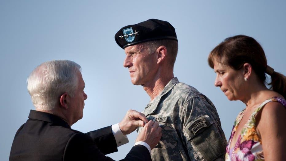 Gen. Stanley McChrystal