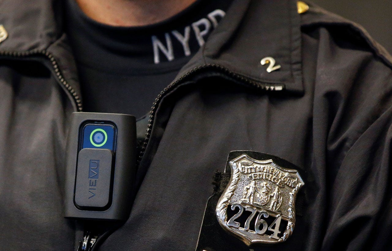 new police technology - HD1280×820