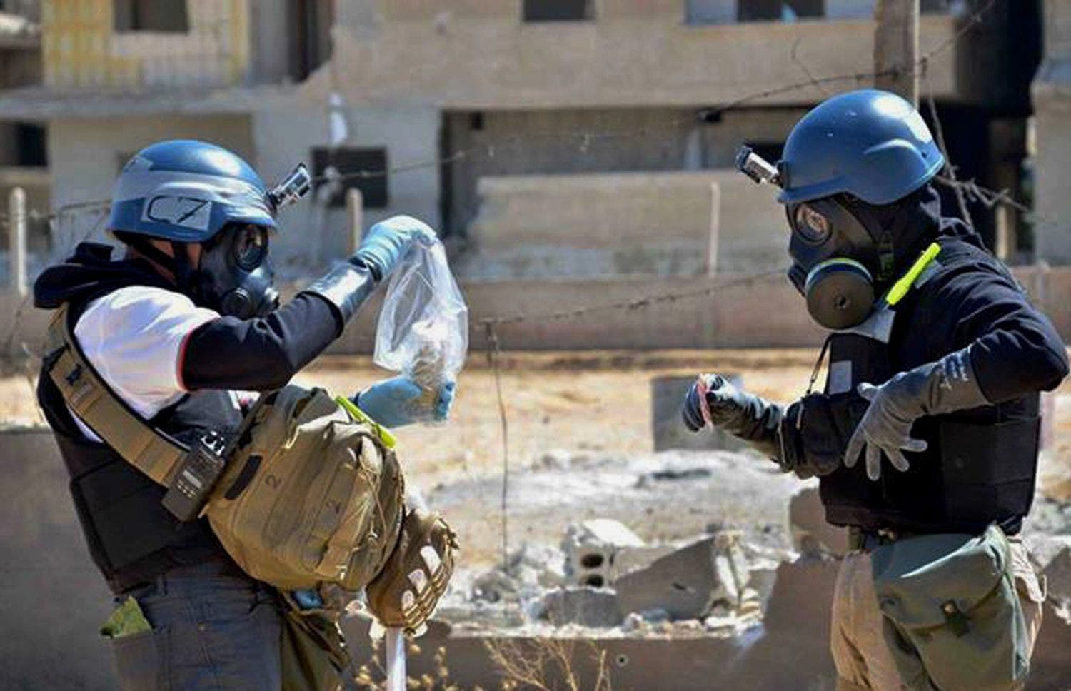 weapons inspector refutes us syria chemical claims - HD1200×774