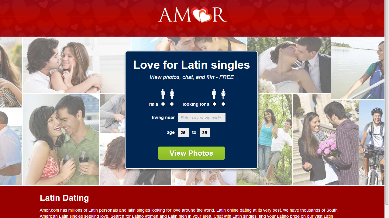 Good better best latin dating