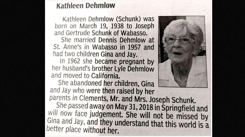 Son Who Wrote Viral Revenge Obituary About His Mom Explains Why He