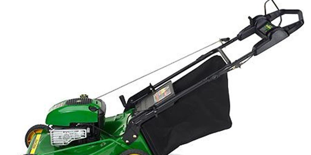 Lawn Mower Lineup | Fox News