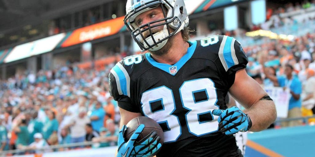 Ex- Panthers star Greg Olsen on support after son's heart transplant: 'An unbelievably humbling experience'