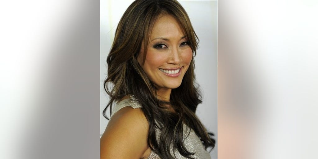 Carrie Ann Inaba Wedding.Dwts Judge Carrie Ann Inaba Planning Summer Wedding To Accountant