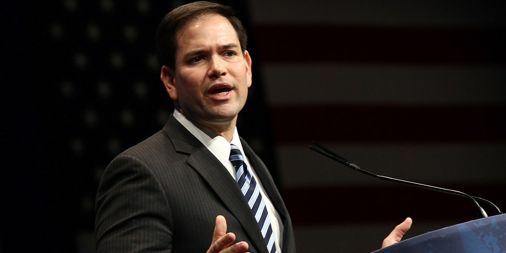 Marco Rubio blasts Dems, media over Trump outrage, calls them 'self-righteous hypocrites'