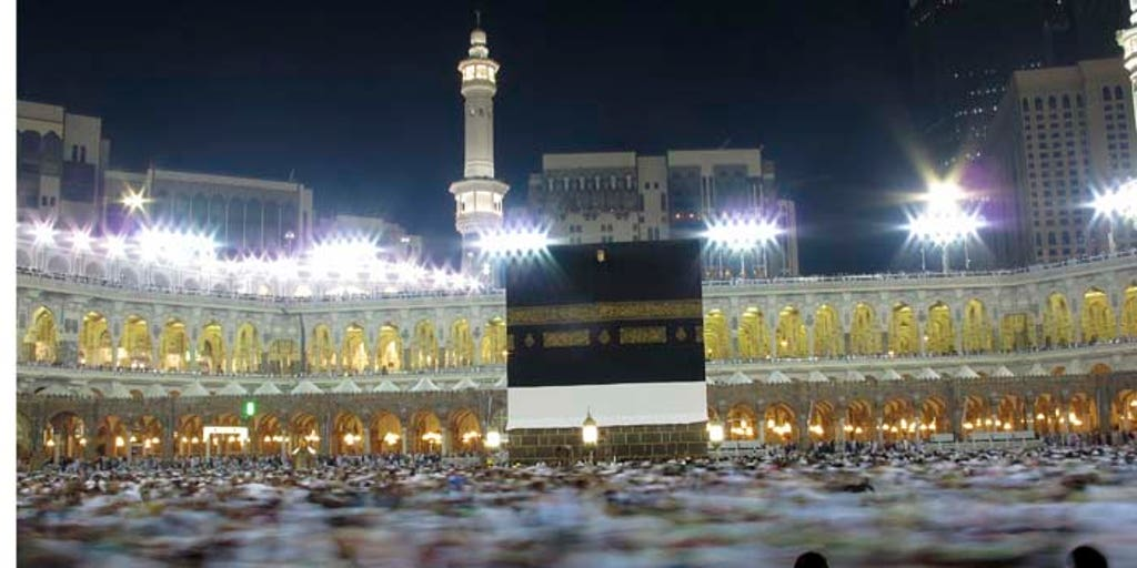 High school assignment had kids simulate Islamic pilgrimage to Mecca